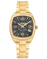 Fendi Moto Square Bracelet Watch 32mm