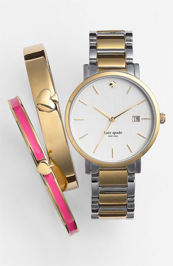 Kate Spade New York Gramercy Bracelet Watch 34mm