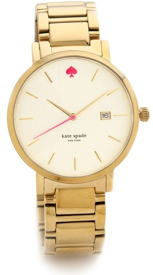 225 Kate Spade New York Gramercy Grand Bracelet Watch