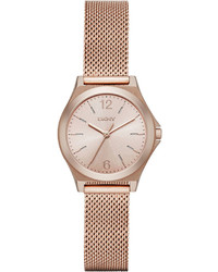DKNY Ny2489 Parsons Stainless Steel Watch