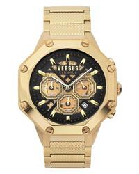 Versus Versace Palestro Chronograph Bracelet Watch