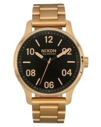 Nixon Patrol Bracelet Watch