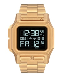 Nixon Regulus Digital Bracelet Watch