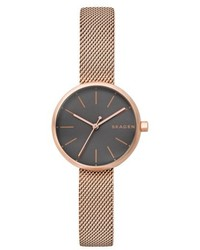 Skagen Signatur Mesh Strap Watch 30mm