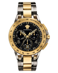 Versace Sport Tech Chronograph Bracelet Watch