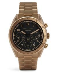AllSaints Subtitled Vi Bracelet Watch