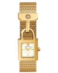 Tory Burch Surrey Mesh Bracelet Watch 22mm X 235mm