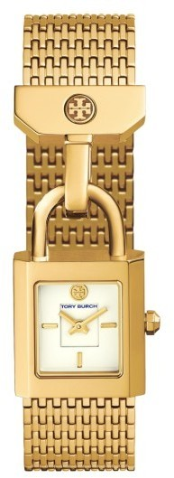 Tory Burch Surrey Mesh Bracelet Watch 22mm X 235mm