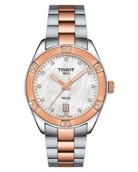 Tissot T Classic Pr 100 Bracelet Watch