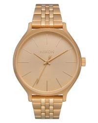 Nixon The Clique Bracelet Watch