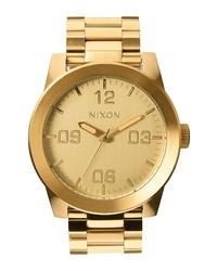 Nixon The Corporal Bracelet Watch
