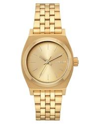Nixon Time Teller Bracelet Watch