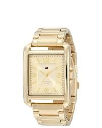 Tommy Hilfiger Gold Tone Ladies Watch 1781195