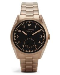 AllSaints Untitled Vii Bracelet Watch