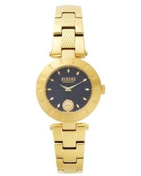 Versace Versus Versus By New Logo Bracelet Watch 34mm