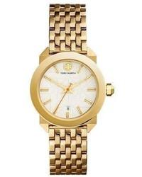 Tory Burch Whitney Bracelet Strap Watch Goldenwhite