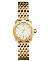 Tory Burch Whitney Bracelet Strap Watch Goldenwhite