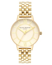 Olivia Burton Wonderland Bracelet Watch