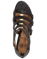 f5882e61bcee ... Sofft Rio Gladiator Wedge Sandal