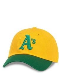 Gorra de béisbol amarilla