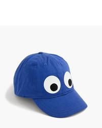 Gorra de béisbol azul de J.Crew