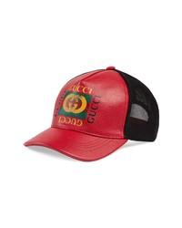 b976c542d188 Comprar una gorra de béisbol de cuero roja: elegir gorras de béisbol ...