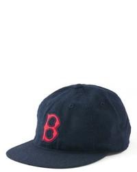 Gorra de béisbol estampada azul marino de American Needle