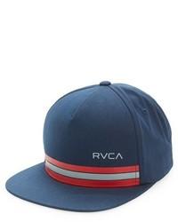 Gorra de béisbol estampada azul marino de RVCA