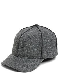 Gorra de béisbol gris de Rag and Bone
