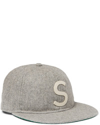 Gorra de béisbol gris de Saturdays Nyc