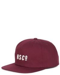 Gorra de Béisbol Morado Oscuro de Herschel