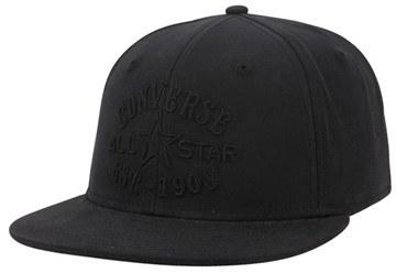 Gorra de Béisbol Negra de Converse  dónde comprar y cómo combinar d3a32346998