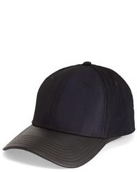 Gorra de béisbol negra de Gents