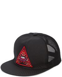 Gorra de béisbol negra de Givenchy