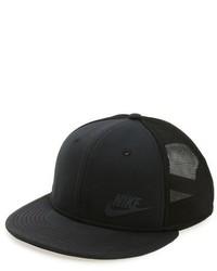 Gorra de béisbol negra de Nike