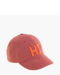 Gorra de béisbol rosa de J.Crew