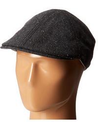 Gorra inglesa en gris oscuro