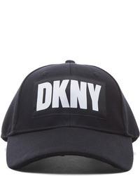 Gorra inglesa estampada negra