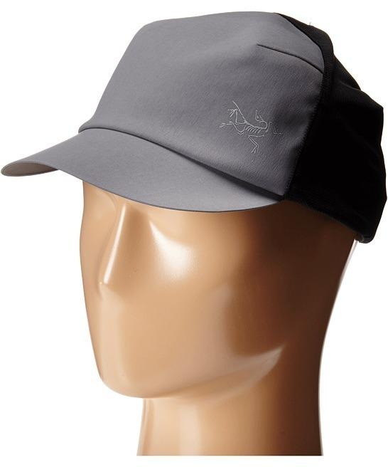 Gorra Inglesa Gris de Arc\'teryx: dónde comprar y cómo combinar