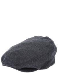 Gorra inglesa gris de Ralph Lauren Blue Label