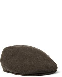 Gorra inglesa marrón de Lock & Co Hatters