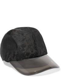Gorra Inglesa Negra de adidas by Stella McCartney