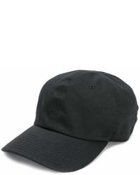 Gorra inglesa negra de Balenciaga