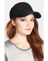 Gorra inglesa negra de Collection XIIX
