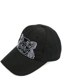 Gorra Inglesa Negra de Kenzo