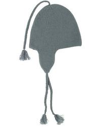 Gorro gris de Bonpoint