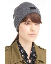 Gorro Gris de Saint Laurent