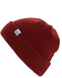 Gorro rojo de Norse Projects