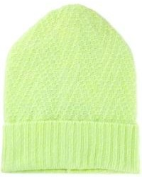 Gorro verde de The Elder Statesman
