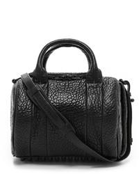 Grand sac en cuir noir Alexander Wang